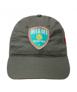 MTS MAIMI WATRERPOLO BASEBALL CAP MILITARY GREEN