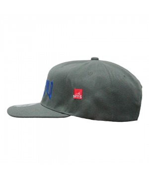 MTS SNAPBACK WATER POLO STRONG GRAY