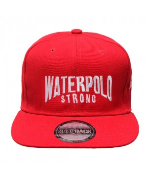 MTS WATERPOLO STRONG SNAP BACK RED