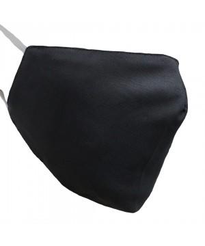 FM-MTS Black Face Mask
