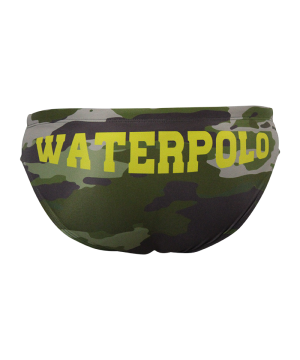 Suit MTS Camouflaged Water Polo  Swimwear, Swim Briefs for swimmers, Water Polo, Underwater hockey, Underwater rugby