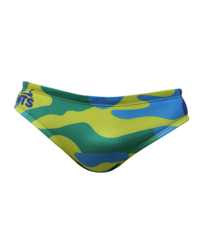 Suit MTS Brazil Camouflaged  Swimwear, Swim Briefs for swimmers, Water Polo, Underwater hockey, Underwater rugby