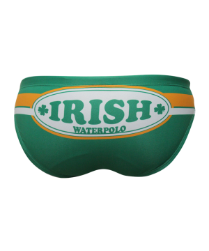 Suit MTS Irish Swimwear, Swim Briefs for swimmers, Water Polo, Underwater hockey, Underwater rugby