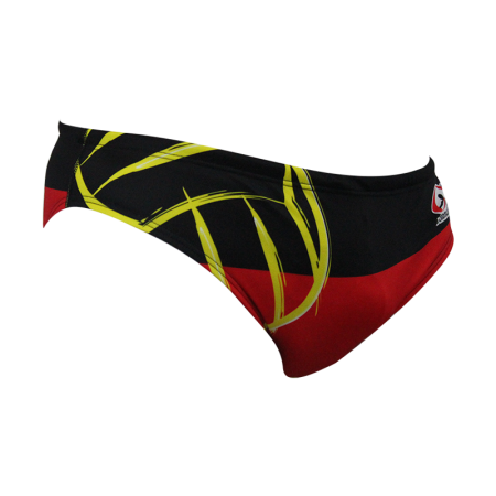 Suit Waterswim Germany Swimwear, Swim Briefs for swimmers, Water Polo, Underwater hockey, Underwater rugby