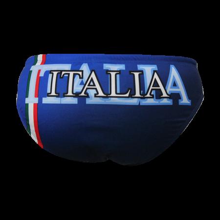 Suit Waterswim Italia Double Swimwear, Swim Briefs for swimmers, Water Polo, Underwater hockey, Underwater rugby