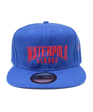 MTS SNAPBACK WATER POLO STRONG ROYAL BLUE