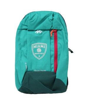 GREEN SMAL BACKPACK MIAMI WATER POLO
