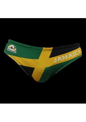 Suit Waterswim Jamaica Flag Swimwear, Swim Briefs for swimmers, Water Polo, Underwater hockey, Underwater rugby