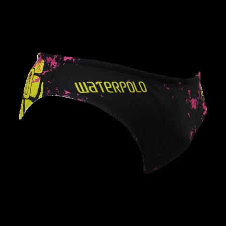 Suit Waterswim Pink Water Polo Swimwear, Swim Briefs for swimmers, Water Polo, Underwater hockey, Underwater rugby