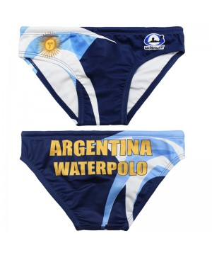 WATERSWIM MENS ARGENTINA WATER POLO SUIT