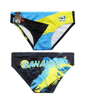WATERSWIM MENS BAHAMAS WATER POLO SUIT