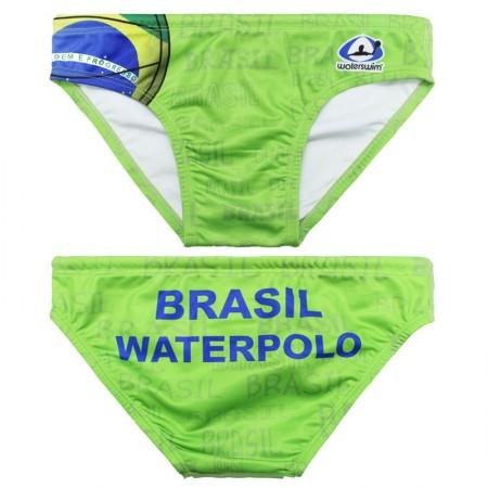 WATERSWIM MENS BRASIL WATER POLO SUIT