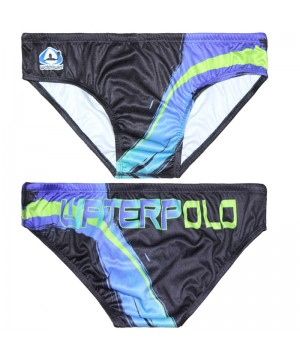 WATERSWIM MENS SPACE 2 WATER POLO SUIT