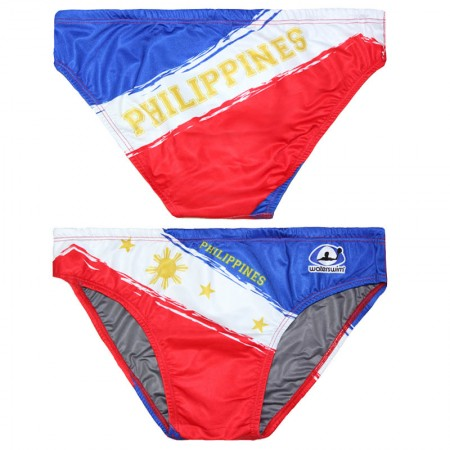 WATERSWIM MENS PHILIPPINES WATER POLO SUIT