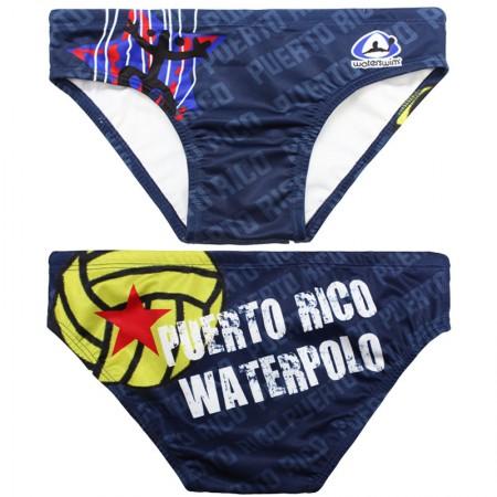 WATERSWIM MENS PUERTO RICO COQUI SUIT