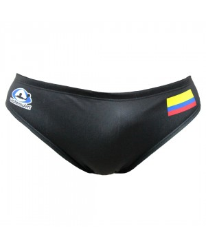Suit Waterswim Colombia Swimwear, Swim Briefs for swimmers, Water Polo, Underwater hockey, Underwater rugby